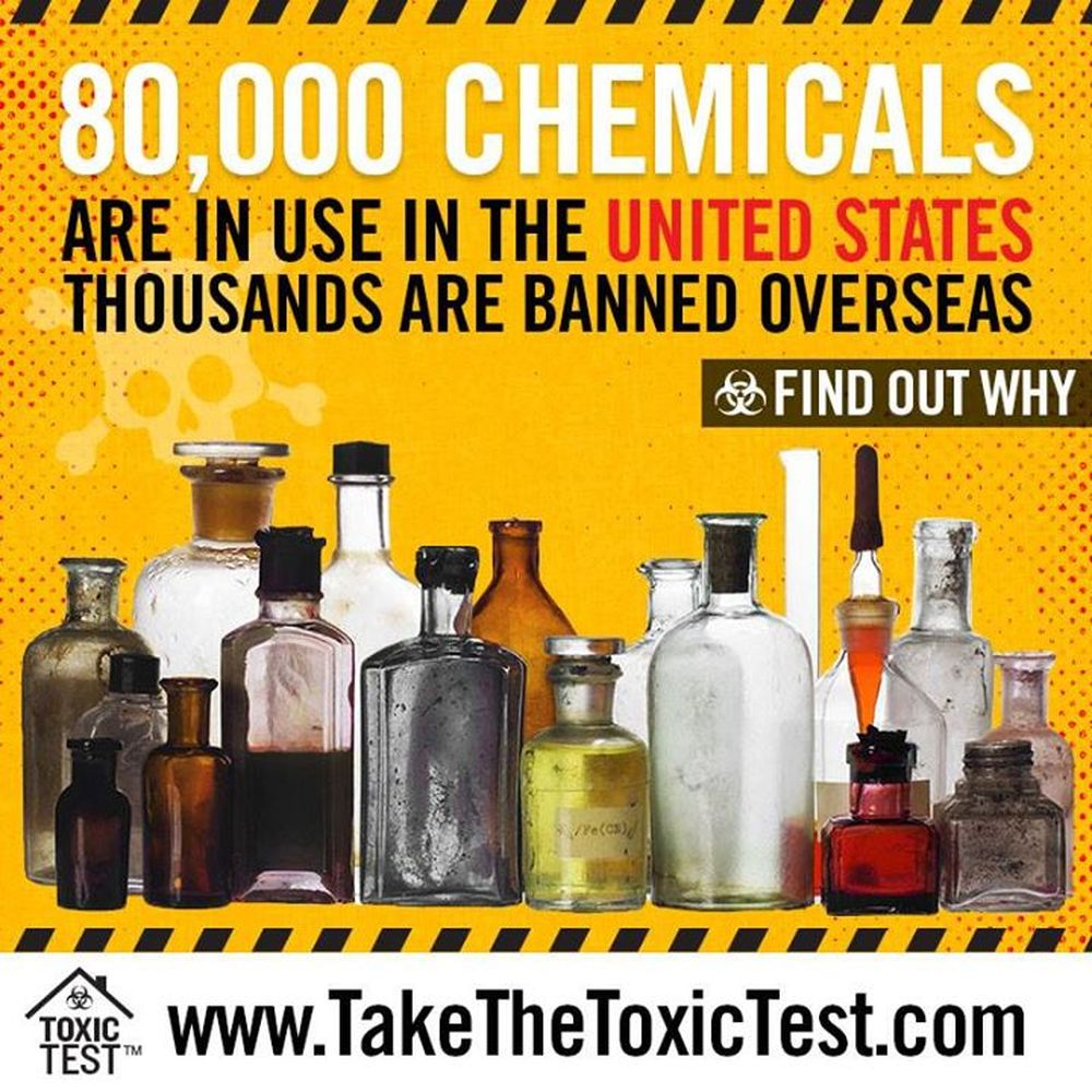 Take The Toxic Test - Health Fitness Idea in Dallas TX
