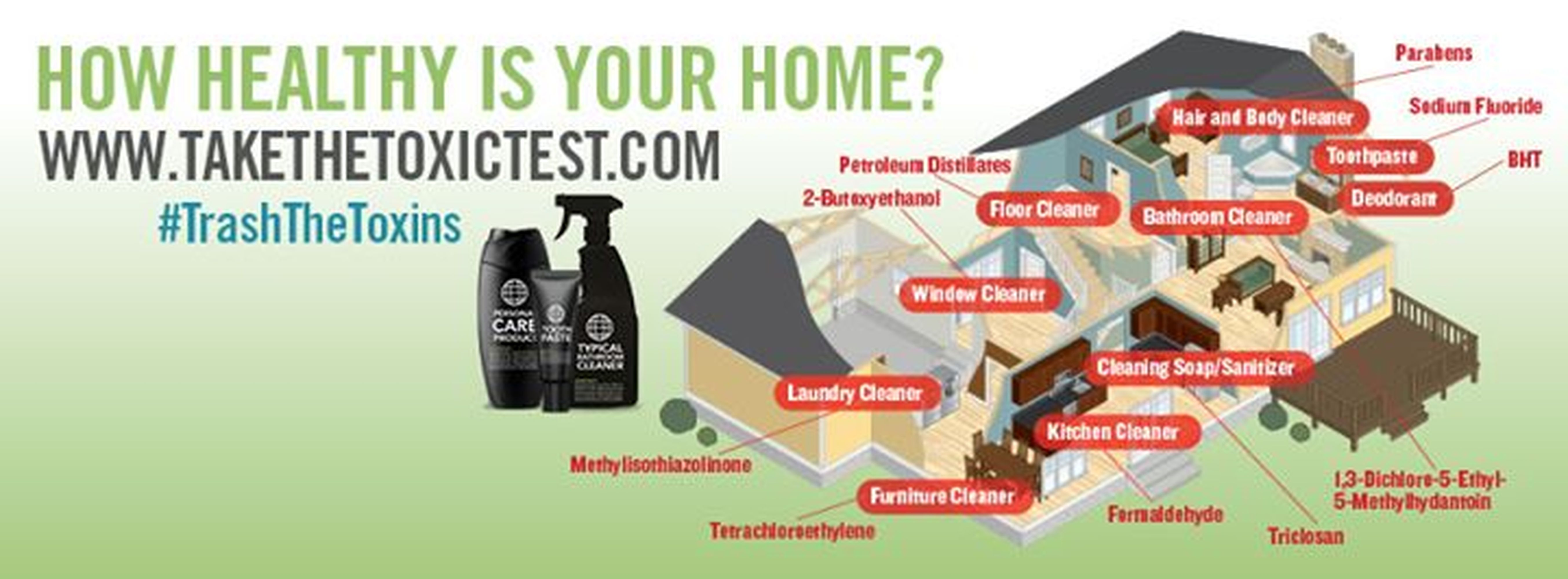 Is your Home Toxic? by Clint Fuqua in Dallas TX