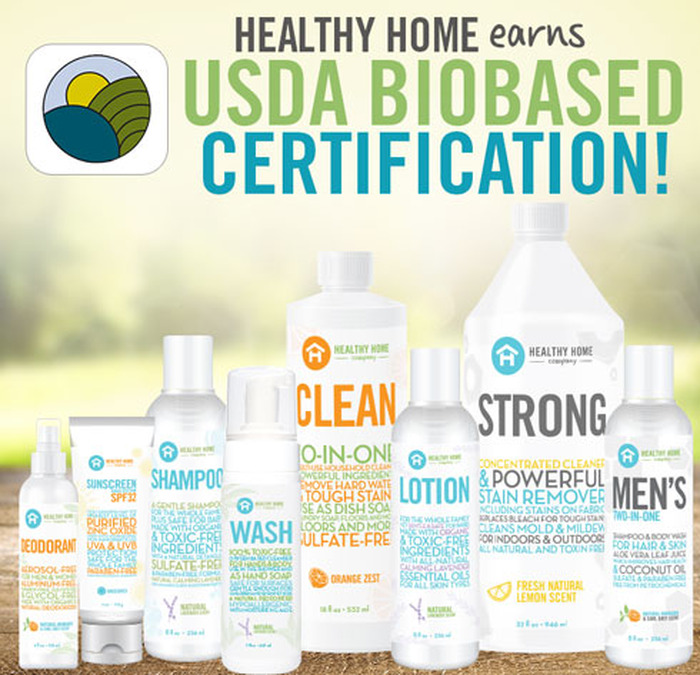 Are your products BioBased and Organic Certified? by Clint Fuqua in Dallas TX