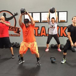 Houston Fitness Experts - The League: Elite Training